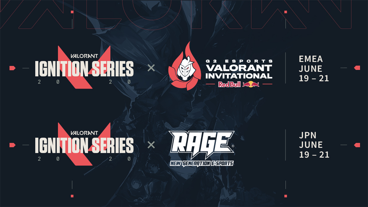 G2 Valorant Ignition Series opening weekend