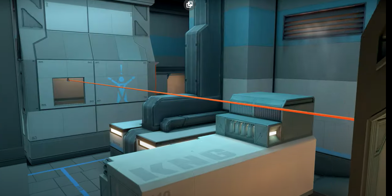 All the key points and features in Valorant's new map Icebox - Valorant - News - WIN.gg
