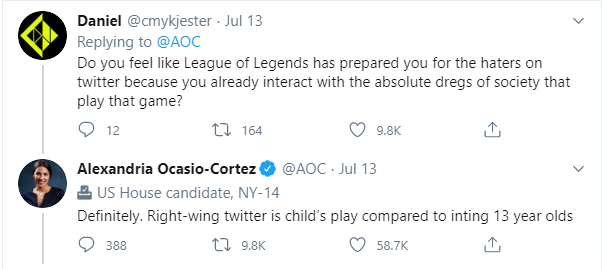 AOC League of Legends