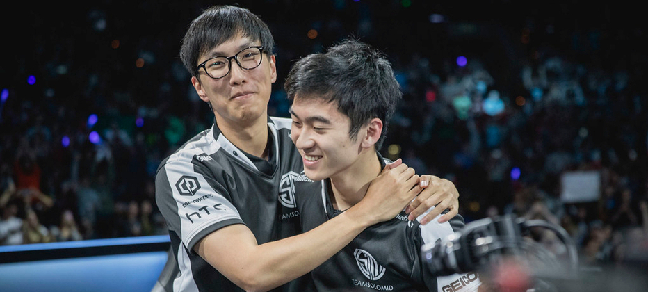 Biofrost and Doublelift