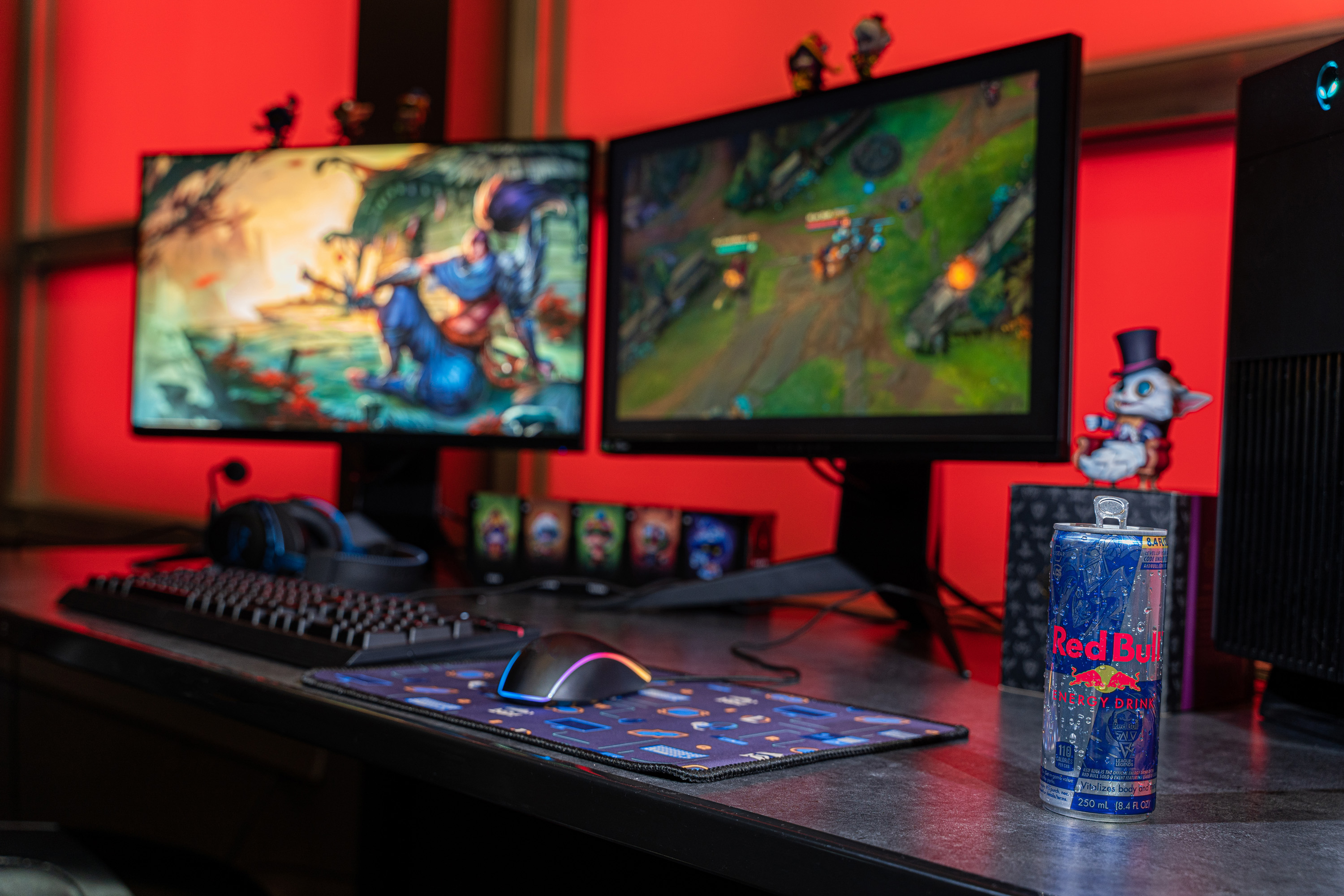Red Bull League of Legends can