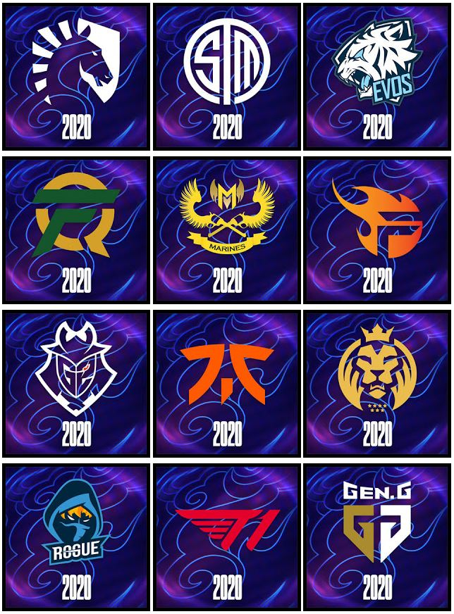 League Of Legends Halloween Emote 2020 2020 World Championship icons and emotes are live on the PBE   LoL