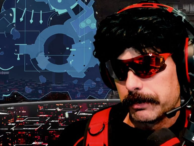 Dr Disrespect signs book deal, will reveal secrets behind character - WIN.gg