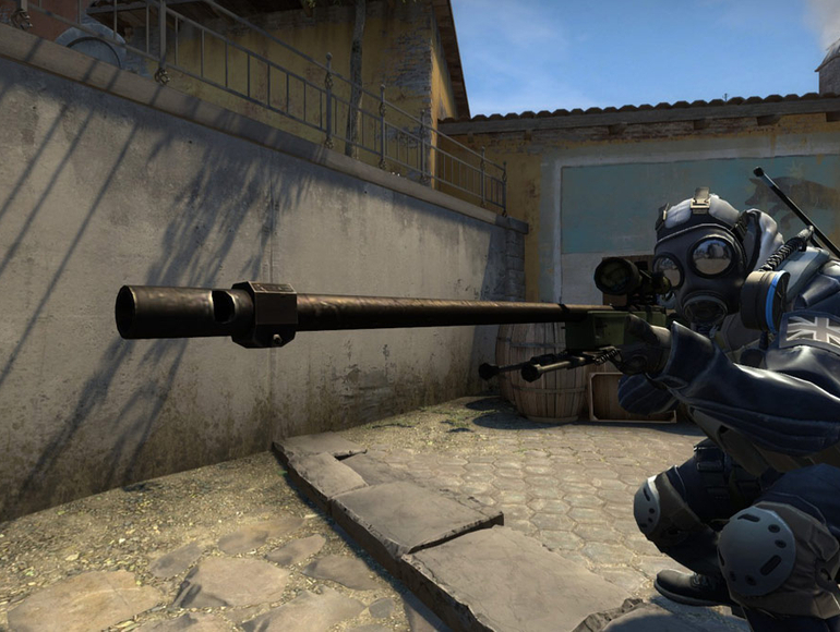 CSGO player gets an ace with one bullet, and we explain how