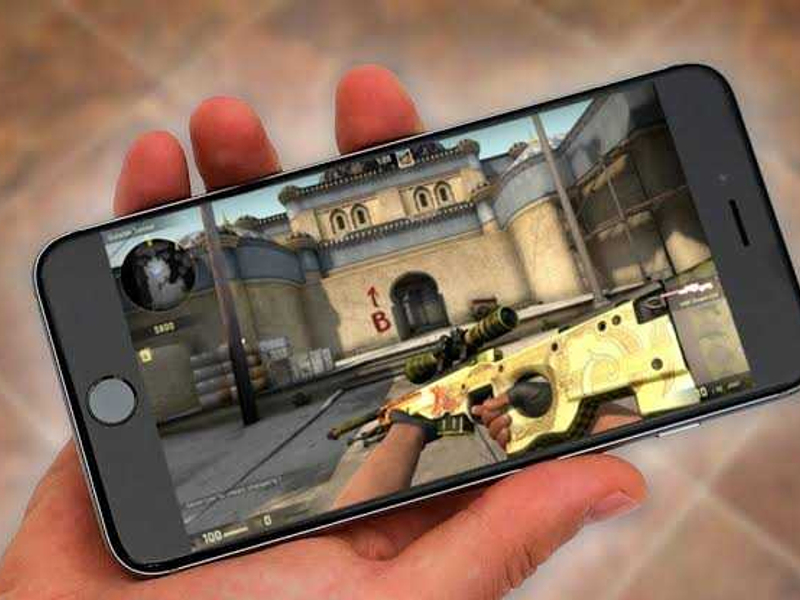 You can now play CSGO on your mobile device using Steam Link