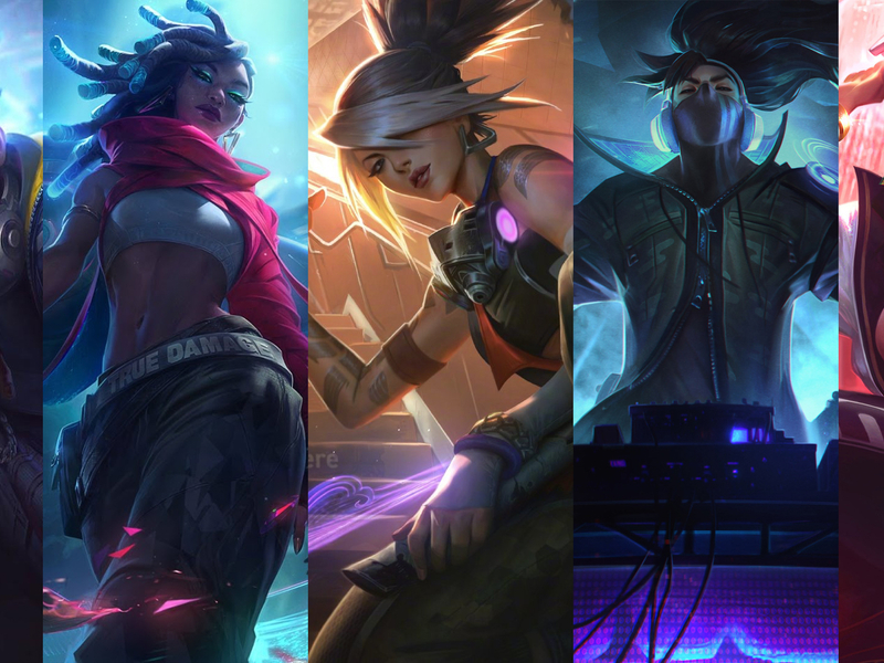 These Are The Best League Of Legends Skins From 2019 Lol News Win Gg