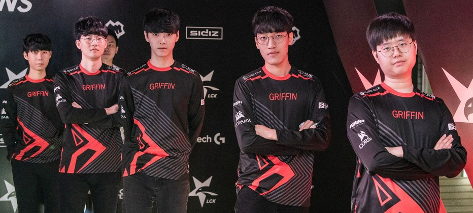 Griffin gives up on LCK, won't apply for franchise in 2021 season