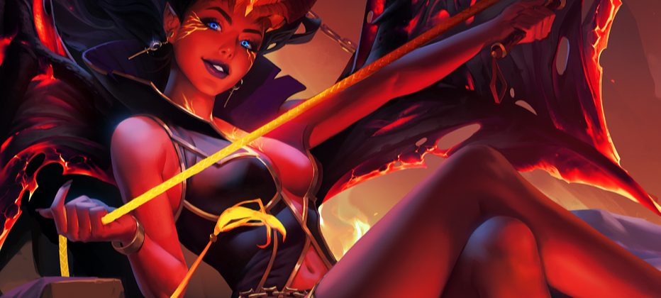The new Queen of Pain Arcana has a bug that ruins your games