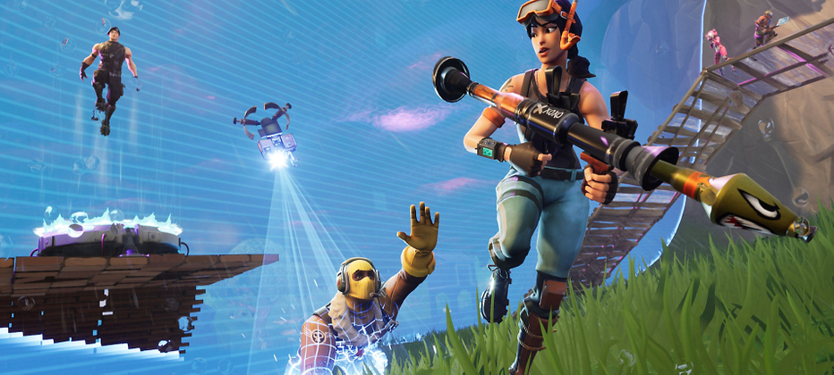 Fortnite Will Be Available For Playstation 5 Xbox Series X At Launch Fortnite News Win Gg