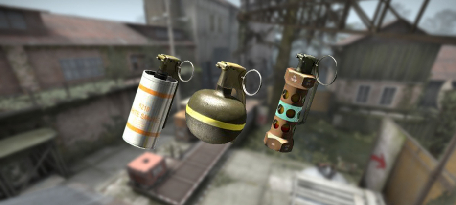 These are the best CSGO commands for practicing smokes, nades