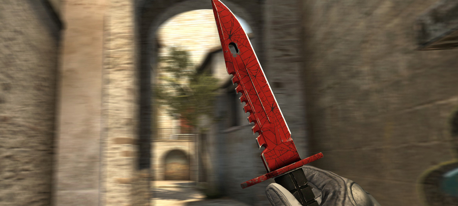 A CSGO pro is under fire for using a homophobic knife name