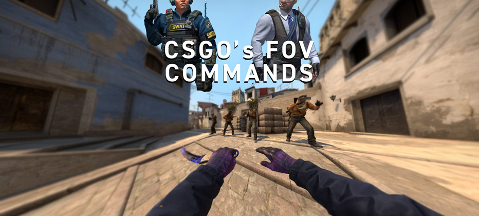 Everything you need to know about changing FOV in CSGO