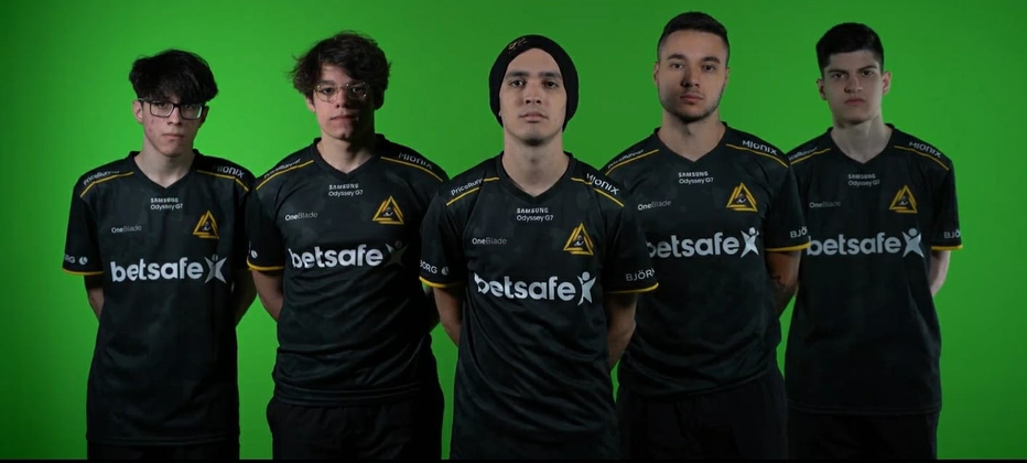 GODSENT confirms signing TACO, felps for new Brazilian lineup