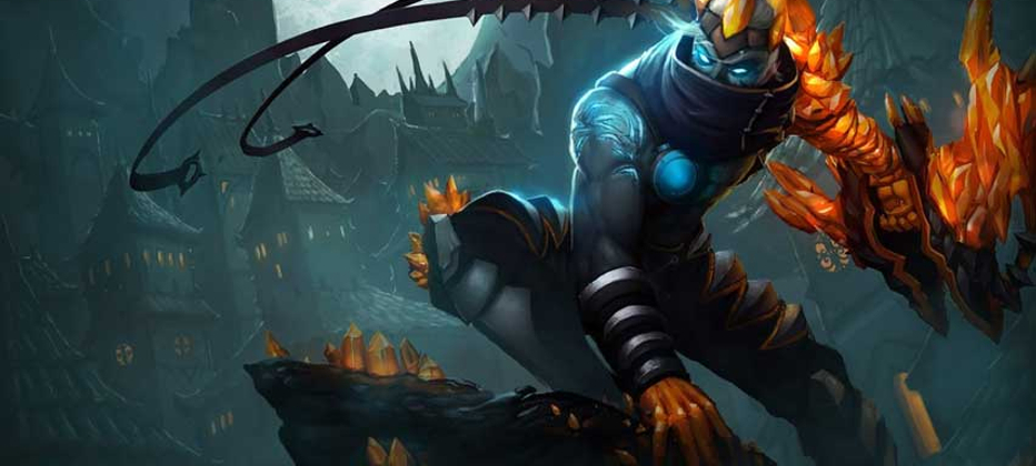 Mobile League Of Legends Reportedly In The Works From Riot Tencent Lol News Win Gg