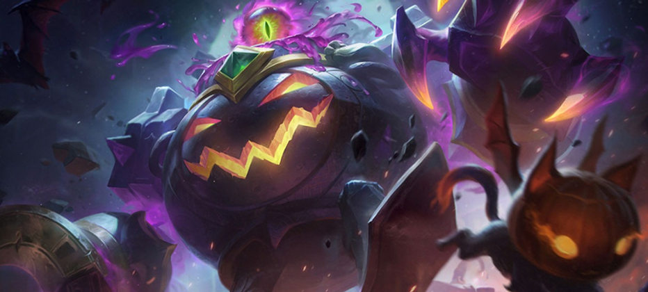 Halloween League Skins 2020 Harrowing skins are available in League shop for Halloween   LoL